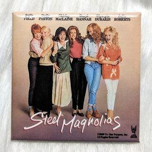 Jewelry - Steel Magnolias Pinback